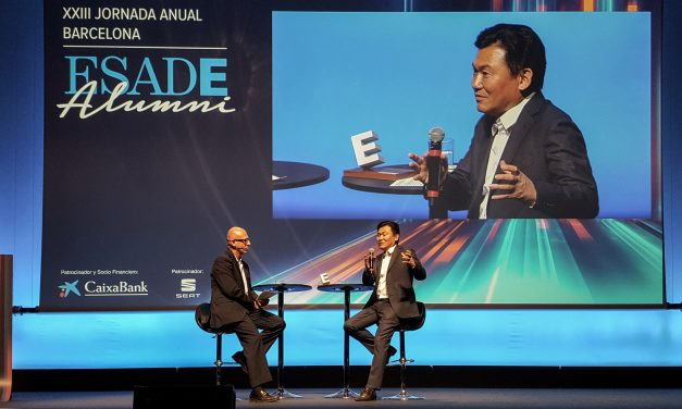 Lo que dijo Hiroshi Mikitani, CEO de Rakuten, sobre la venta online de automóviles
